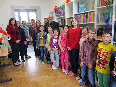 Bücherei Karlschule