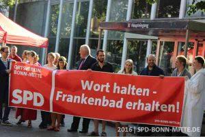 Frankenbad - Empfang SPD Bonn-Mitte