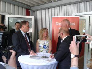 Martin Schulz in Bonn