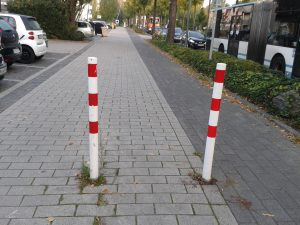 Pfosten Kölnstraße