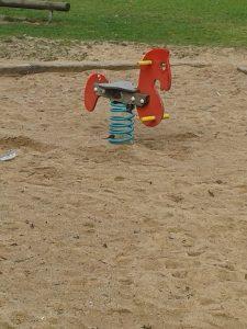 Einziges Spielzeug Thuarstraße